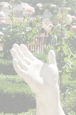 The hand of the Goddes